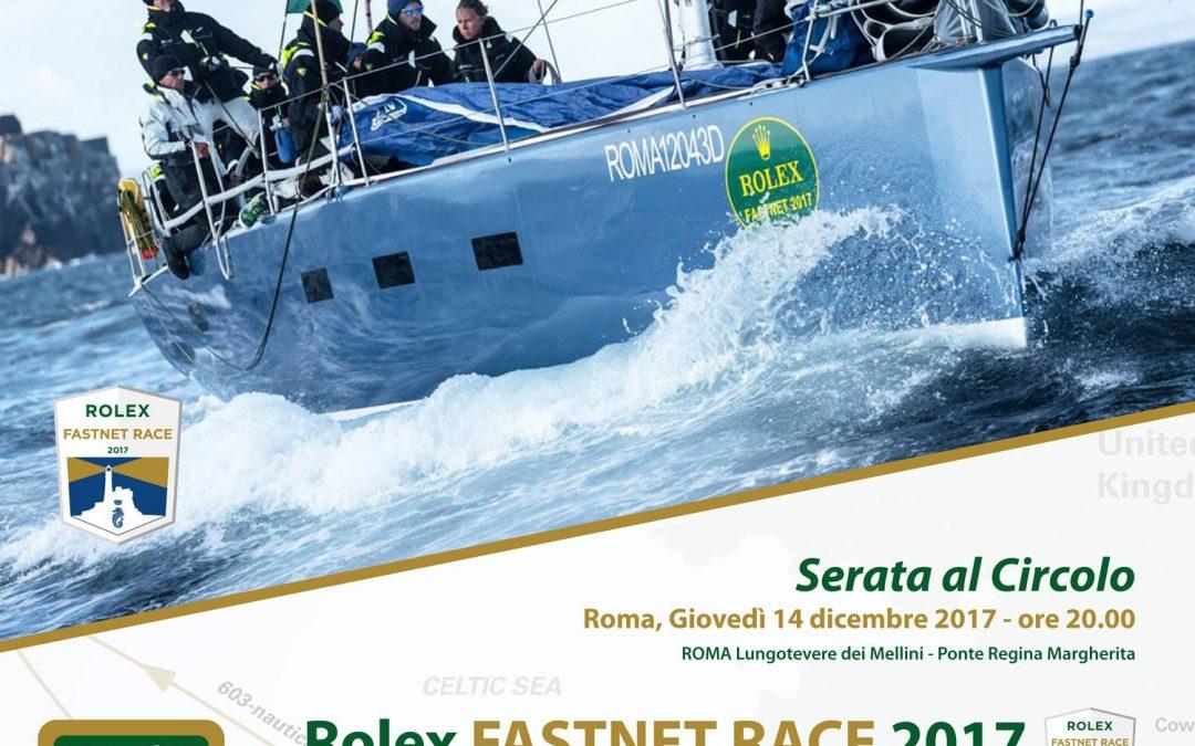 Vittorio Biscarini racconta il Fastnet 2017 con Ars Una